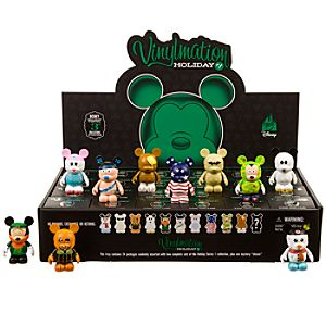 Vinylmation Holiday 1 Series Figures - 3 - Tray of 24-Pc.