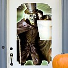 Haunted Mansion Hat Box Ghost Window & Wall Poster