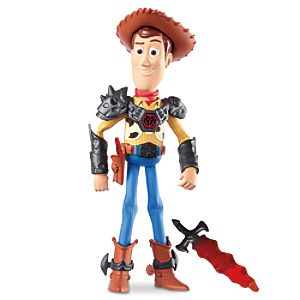 Woody Battle Armor Action Figure - Toy Story That Time Forgot