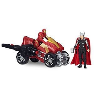 Thor & Iron Man Action Figure Set - 2 1/2