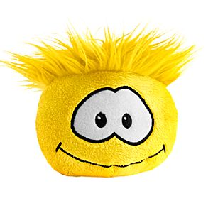 Original Club Penguin Yellow Puffle