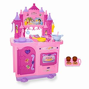 Disney Princess Deluxe Talking Kitchen