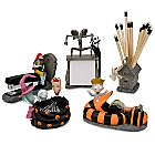 Products>Home & Decor>Home Accents>Office> - Tim Burton's The Nightmare Before Christmas Desk Set -- 5-Pc.: Sizes