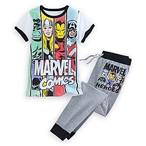 Marvels Avengers Sleep Set for Women
