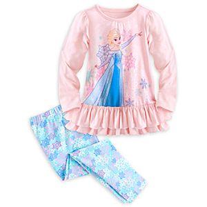 Elsa Sleep Set for Girls