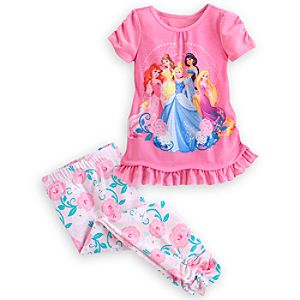 Disney Princess Sleep Set for Girls