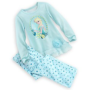 Elsa Sleep Set for Girls