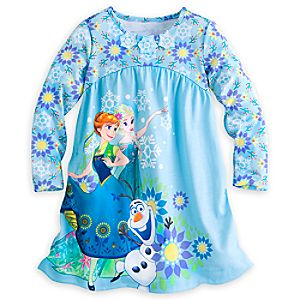 Frozen Nightshirt for Girls