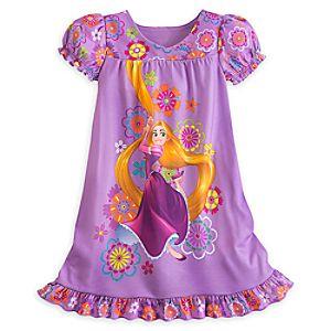 Rapunzel Nightshirt for Girls
