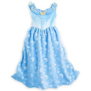 Cinderella Nightgown for Kids - Live Action Film