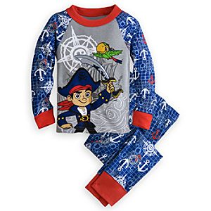 Captain Jake and Skully PJ PALS for Boys