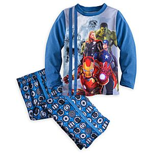 Marvels Avengers: Age of Ultron Sleep Set for Kids