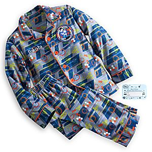 Miles from Tomorrowland Pajama Gift Set for Boys - Personalizable
