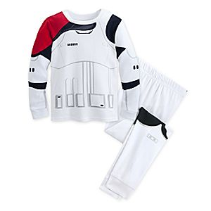 Stormtrooper PJ PALS for Kids - Star Wars: The Force Awakens