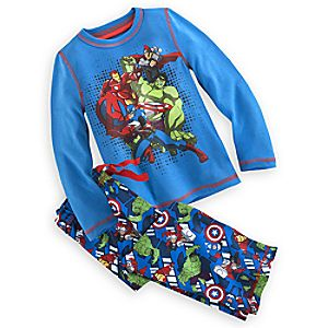 Marvels Avengers Sleep Set for Boys