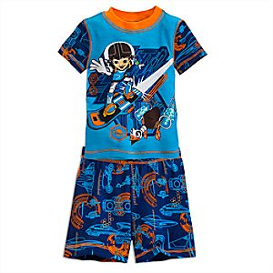 Miles from Tomorrowland PJ PALS Short Set for Boys