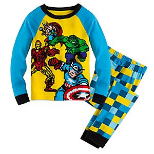 Marvels Avengers PJ PALS for Boys