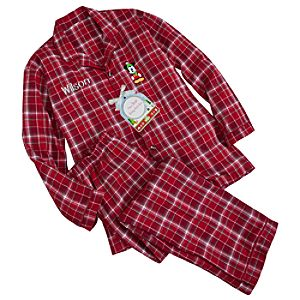 Personalizable Share the Magic Mickey Mouse Pajama Set for Men -- 2-Pc.