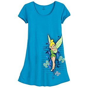 Tinker Bell Nightshirt for Women