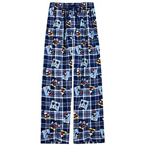 Comic Mickey Mouse Lounge Pants for Men