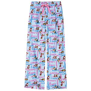 Sleepy and Grumpy Lounge Pants for Women