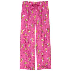 Fleece Tinker Bell Lounge Pants for Women