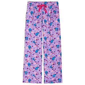 Piglet and Eeyore Lounge Pants for Women
