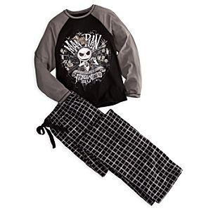 Jack Skellington Pajama Set for Men