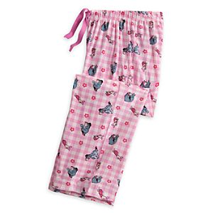 Eeyore and Piglet Lounge Pants for Women