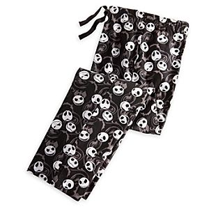 Jack Skellington Lounge Pants for Men