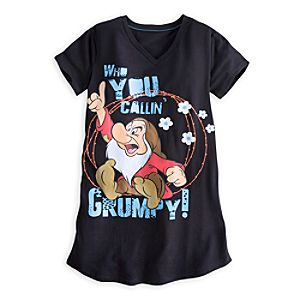 Grumpy Nightshirt for Women