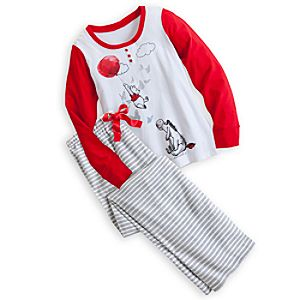 Winnie the Pooh Pajama Gift Set for Women