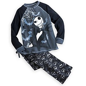 Jack Skellington Pajama Set for Men - Holiday