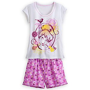 Tinker Bell Sleep Set for Women