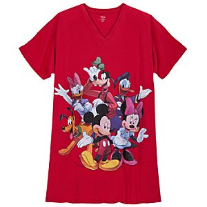 Mickey Mouse and Friends Nightshirt for Women