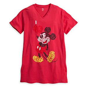 Mickey Mouse Nightshirt for Women