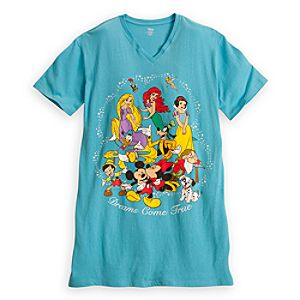 World of Disney Nightshirt for Women