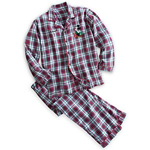 Mickey Mouse Pajama Set for Men - Holiday - Personalizable