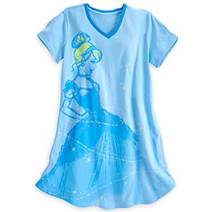 Cinderella Nightshirt for Women