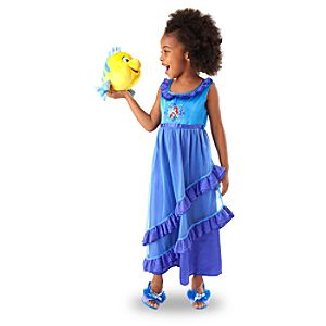 Frilly Ariel Nightgown for Girls