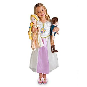 Rapunzel Wedding Nightshirt for Girls