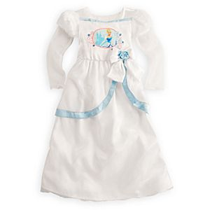 Wedding Cinderellla Nightgown for Girls