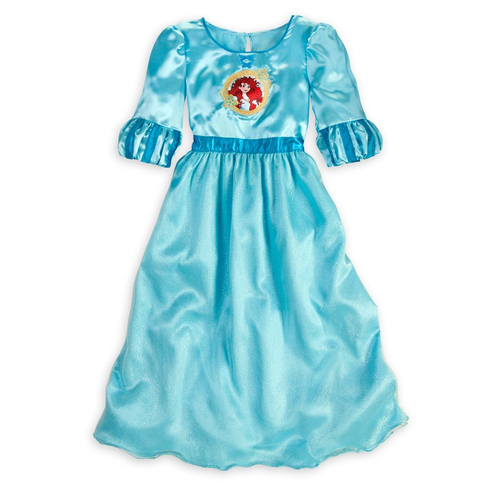 Merida Nightgown for Girls