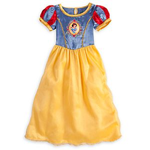 Snow White Nightgown for Girls