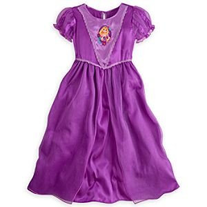 Rapunzel Nightgown for Girls