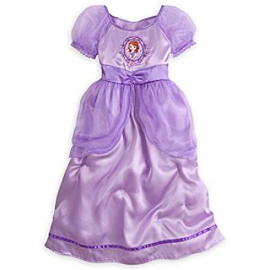 Sofia the First Nightgown for Girls