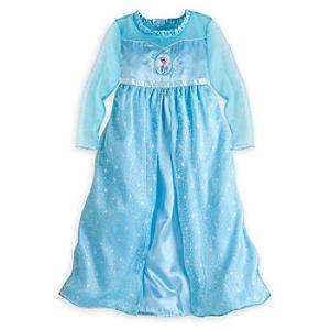 Elsa Nightgown for Girls - Frozen