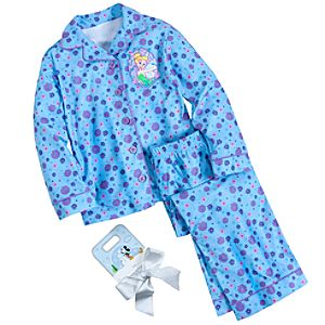 Tinker Bell Pajamas Gift Set for Girls -- 2-Pc.