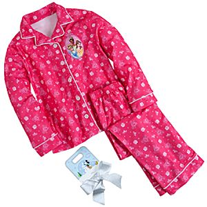 Disney Princess Pajamas Gift Set for Girls -- 2-Pc.
