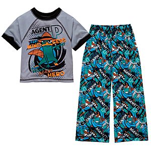 Agent P PJ Pal for Boys